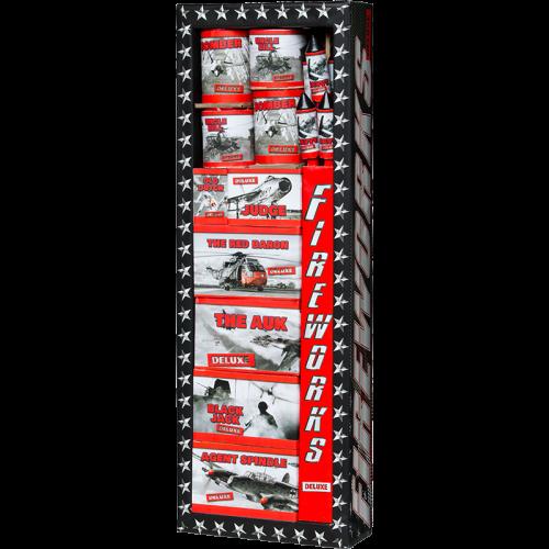 Fireworks Deluxe pakket