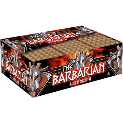 The Barbarian cakebox