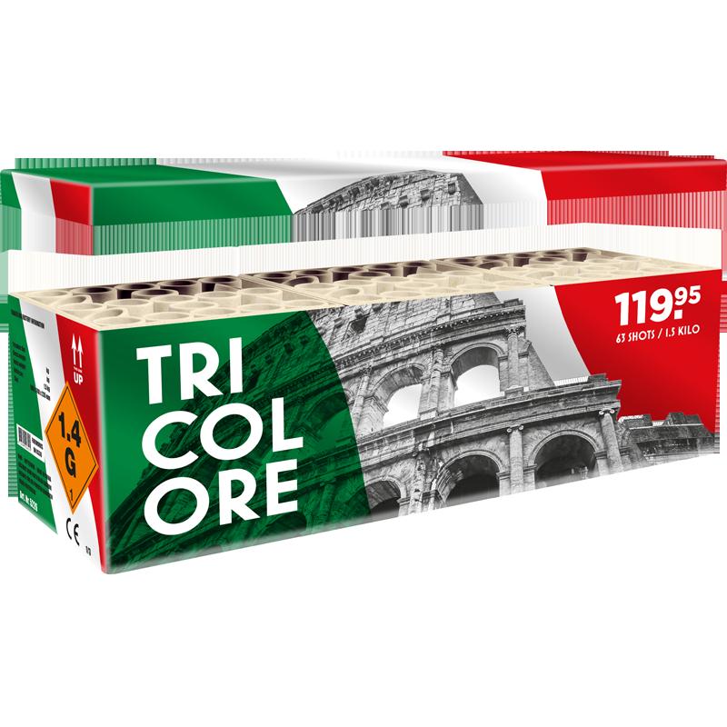 Tricolore Box