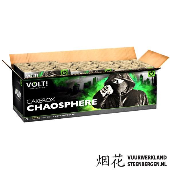 VOLT! Chaosphere Box