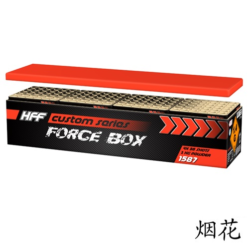HFF The Force box