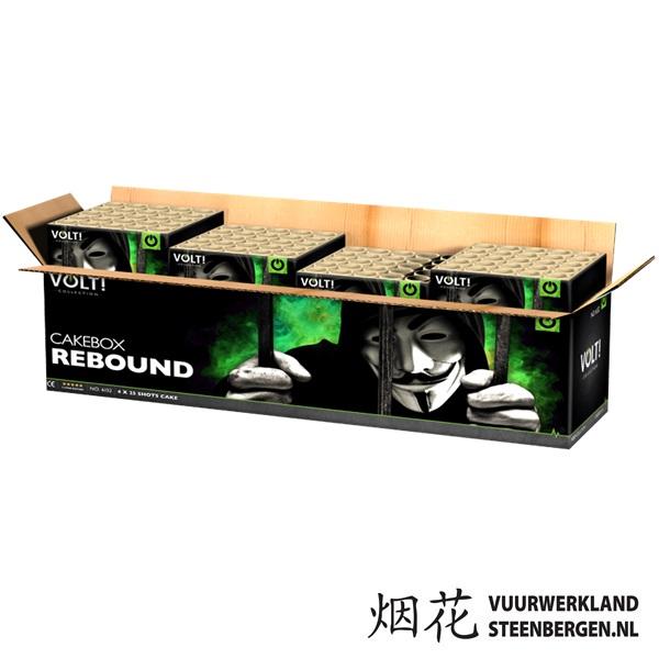 VOLT! Rebound 100's Box