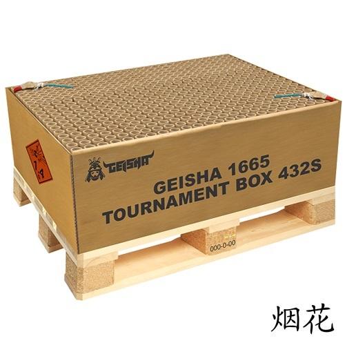 Tournament 432's box*