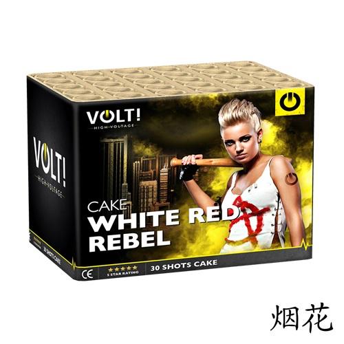 White Red Rebel*