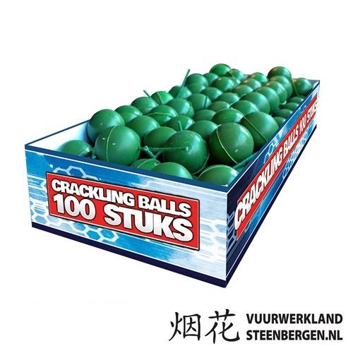 Crackling Balls 100 stuks
