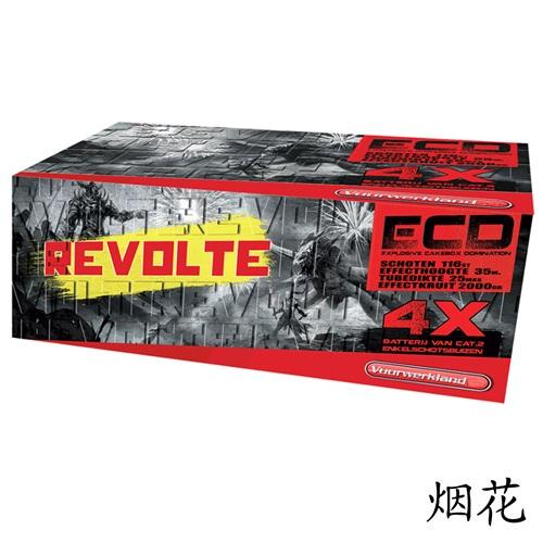 Revolte 116's display box