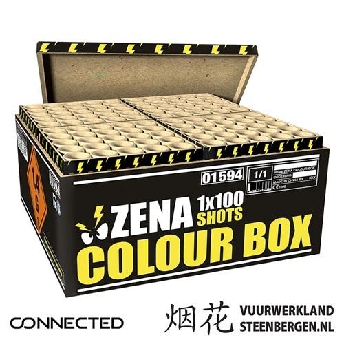 Zena Colour Box 100's*