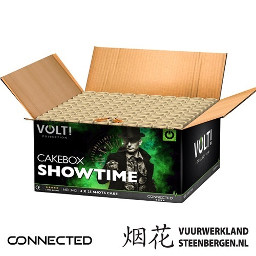VOLT! Showtime 100's box