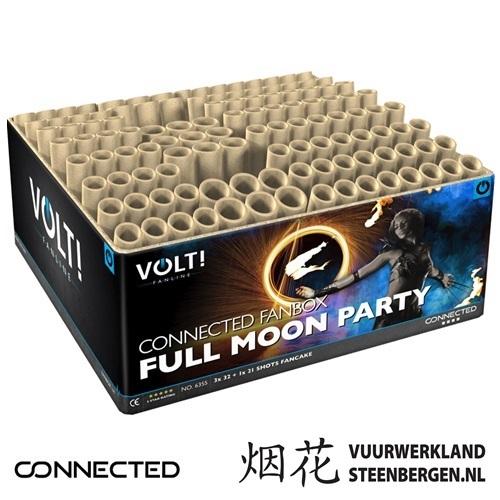 VOLT! Full Moon Party waaierbox