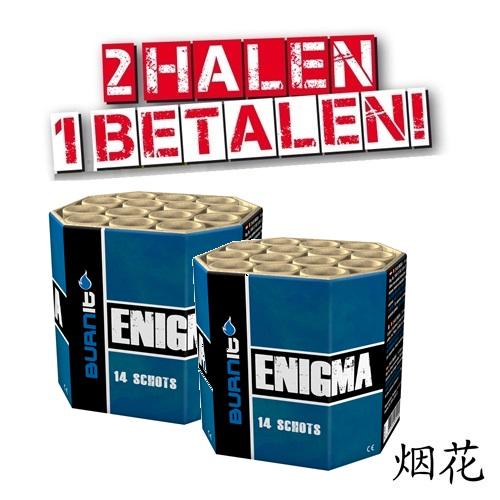 Burn It Enigma / 2E GRATIS!*