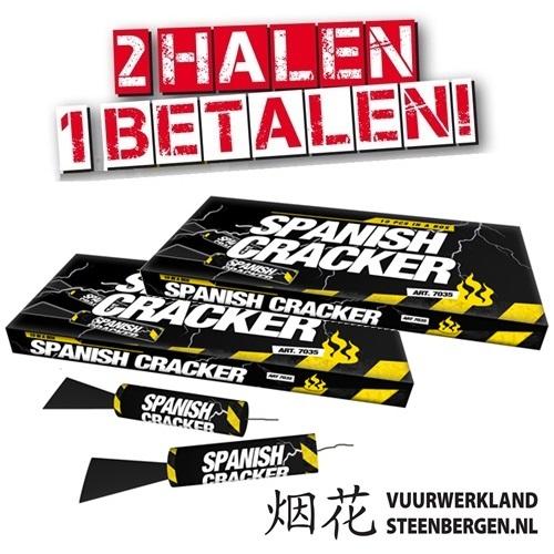 Spanish Crackers / 2E GRATIS!