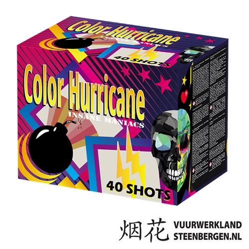 Color Hurricane Box*