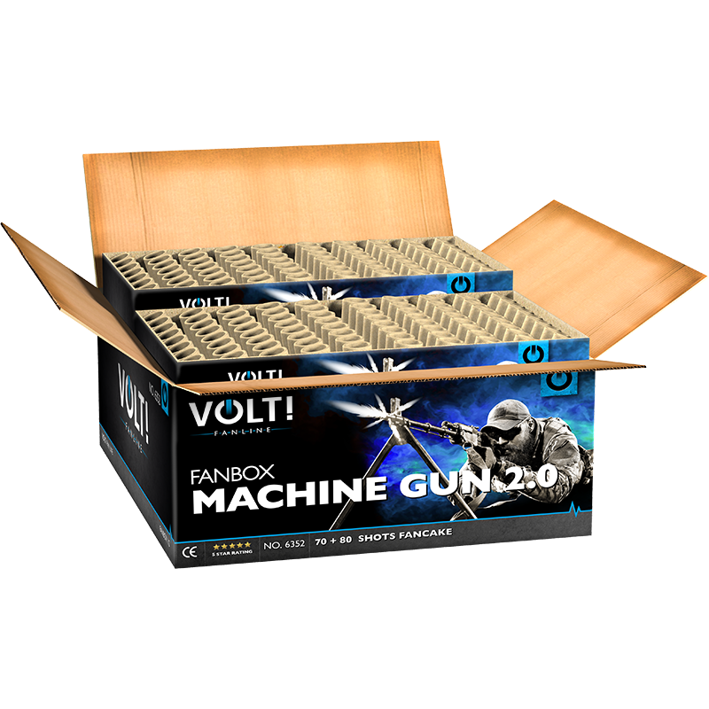 Machine Gun 2.0 Box