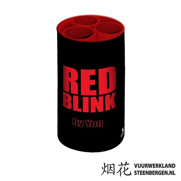 Red Blink fontein