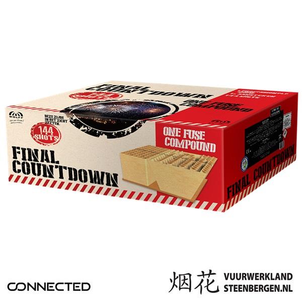 Final Countdown box