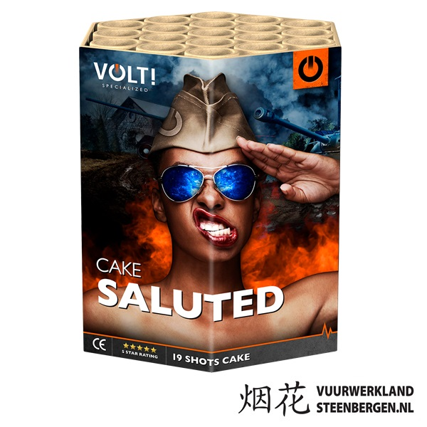VOLT! Saluted