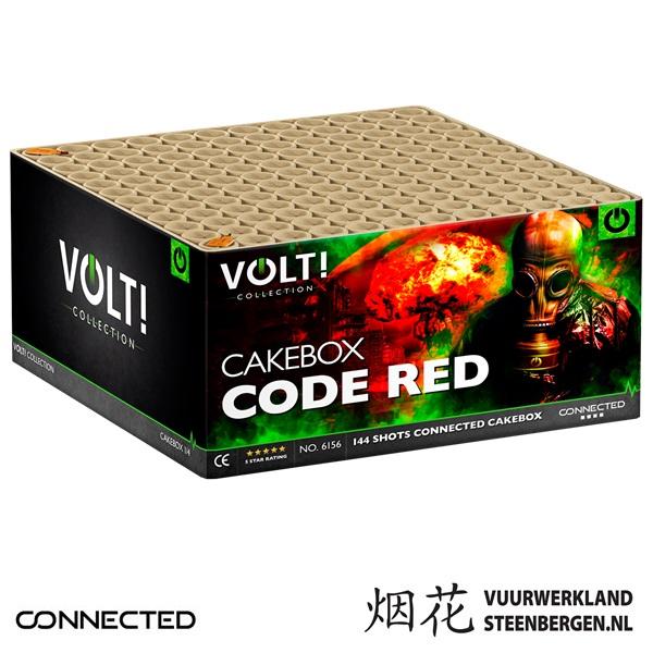 VOLT! Code Red Box*