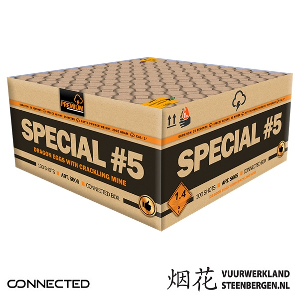 Special #5 Box