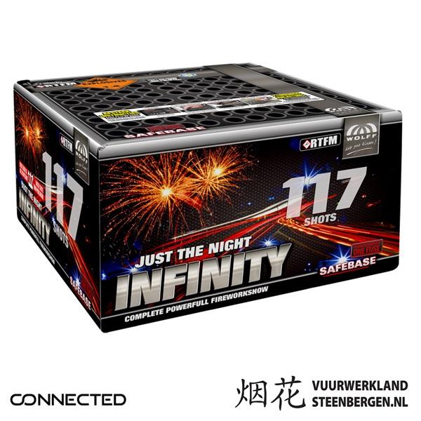 Infinity 117S Box
