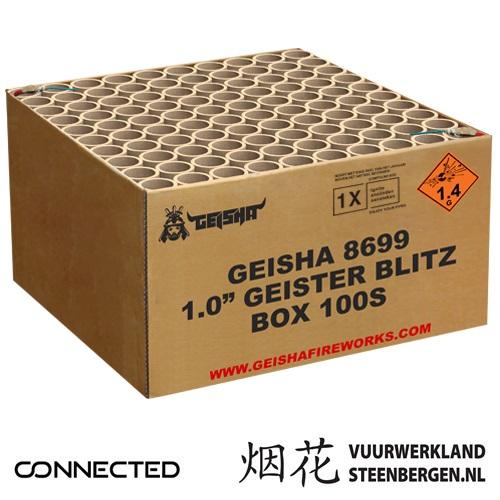 Geisterblitz 100's Box