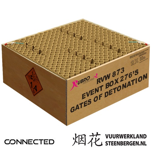 Event Gates of Detonation 276S Box