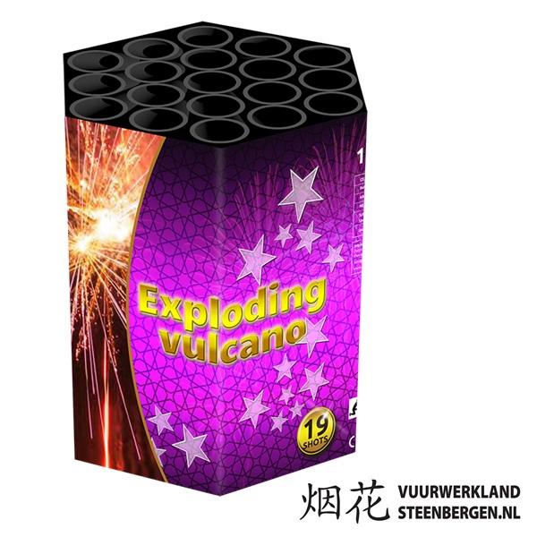 Exploding Vulcano