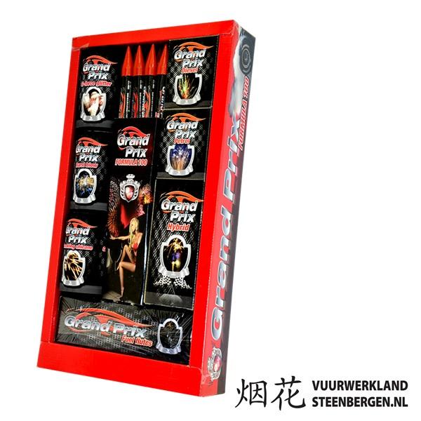 Grand Prix F100 pakket