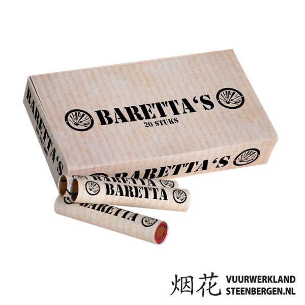 Baretta's knalvuurwerk