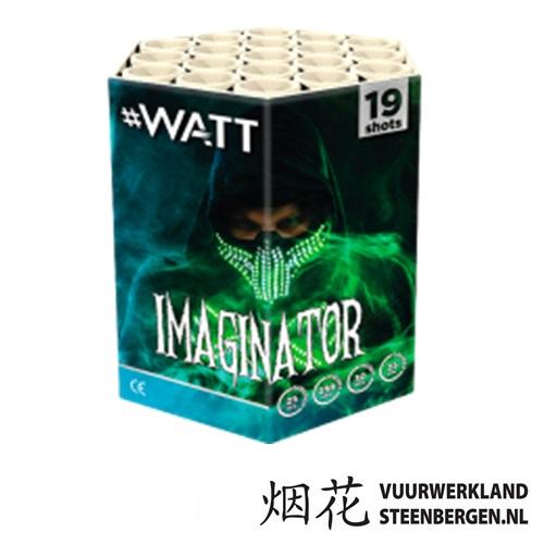 #WATT Imaginator