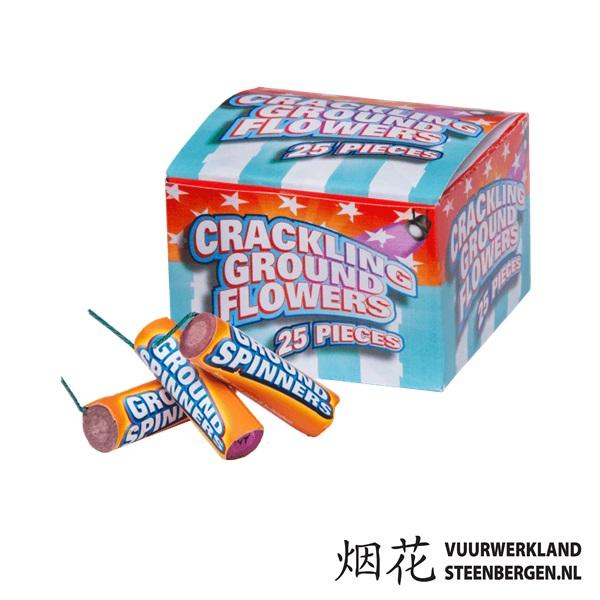 Crackling Grondbloemen