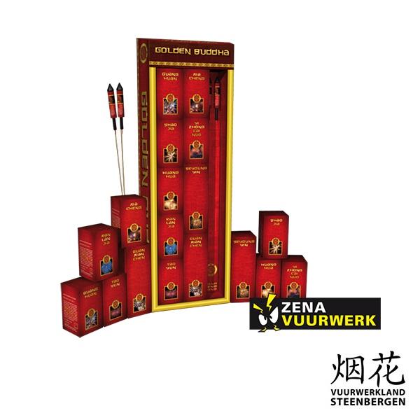 Golden Buddha Pakket