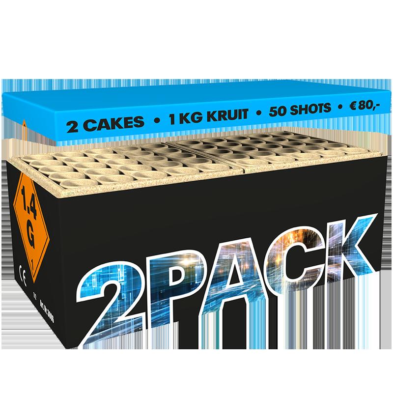 2PACK box