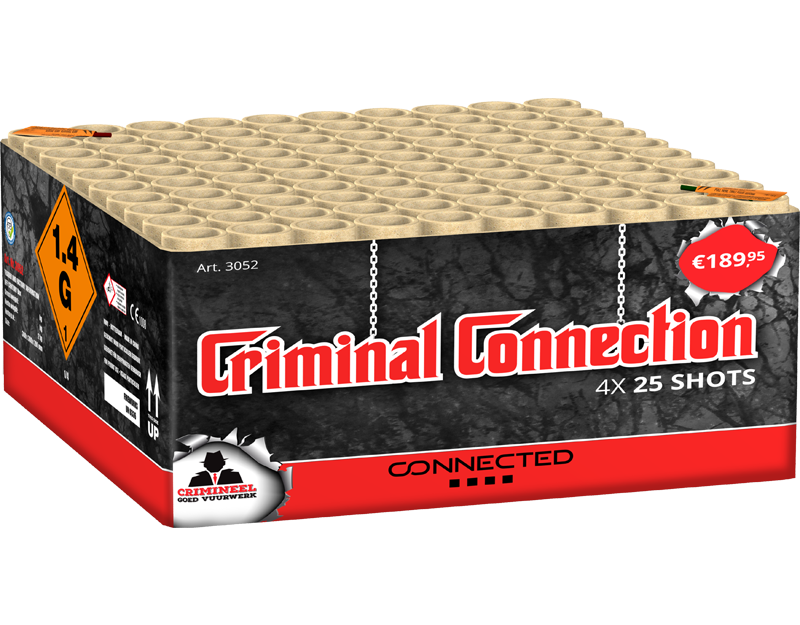 Criminal Connection CONNECTED