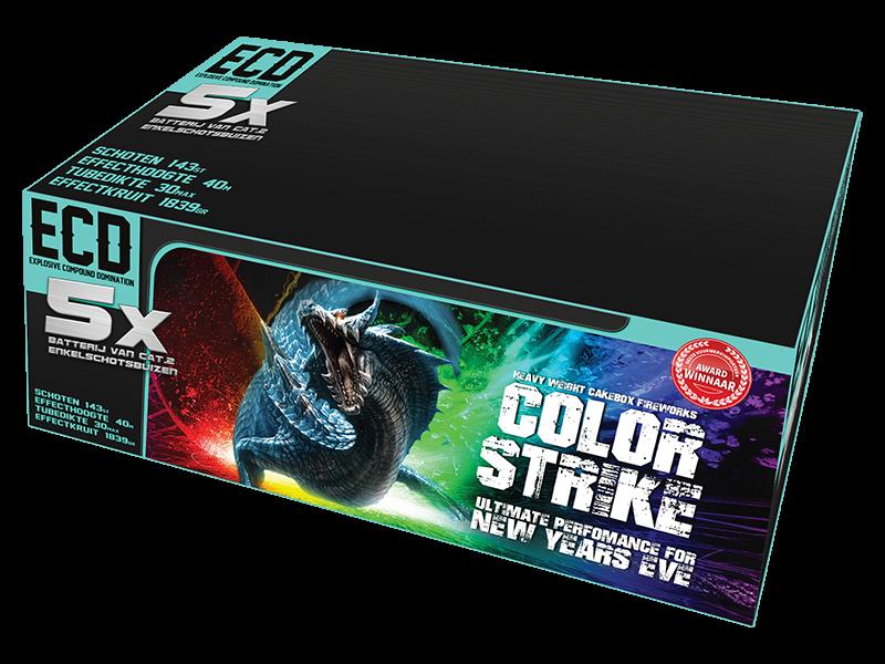 Color Strike