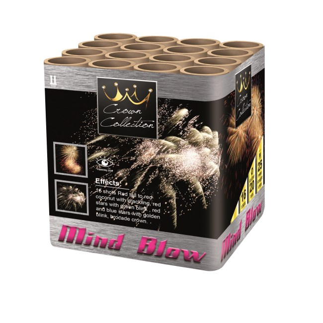 Mind Blow - Crown Collection