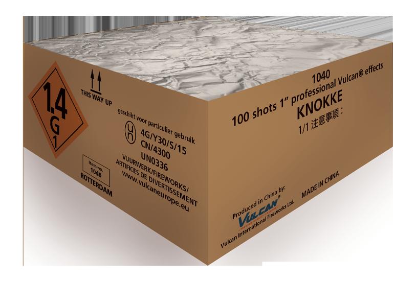 Knokke - Vulcan