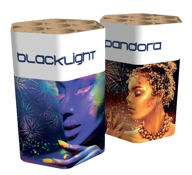 Pandora - Blacklight