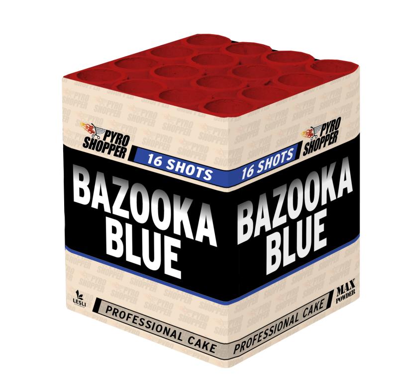 Bazooka Bleu - Pyroshopper
