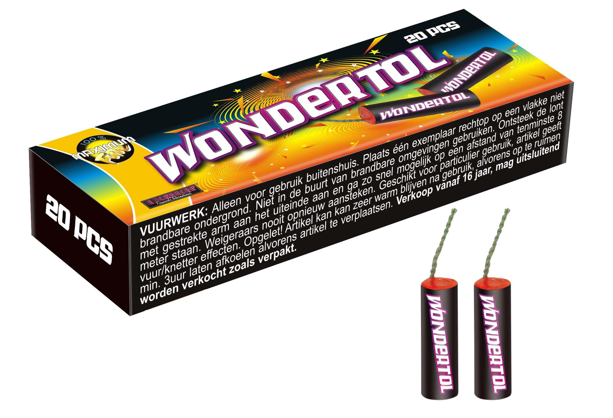 Wondertollen/Grondbloemen