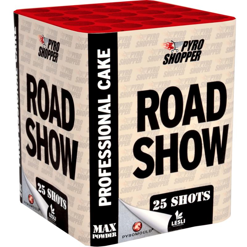 Roadshow - Pyroshopper