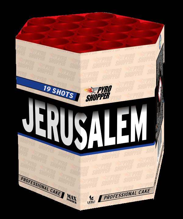 Jerusalem - Pyroshopper