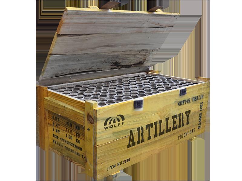 Artillery - Compound