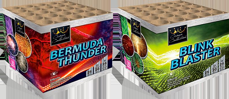 Bermuda Thunder & Blink Baster