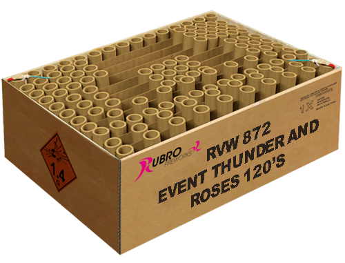 Event Thunder and Roses 120's