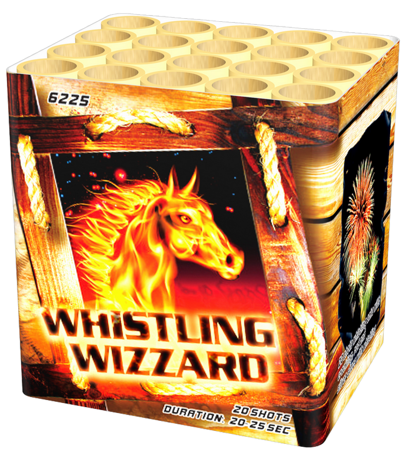 Whistling Wizzard