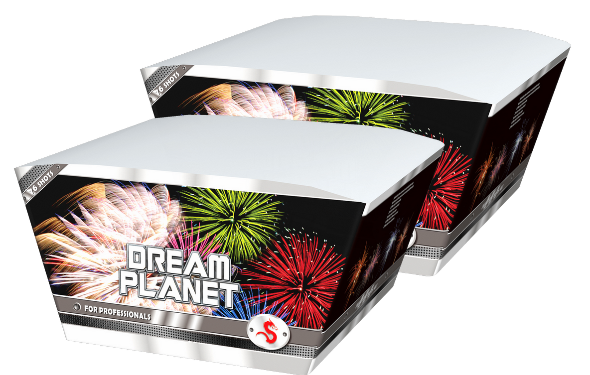 Dream Planet 1 + 1 GRATIS