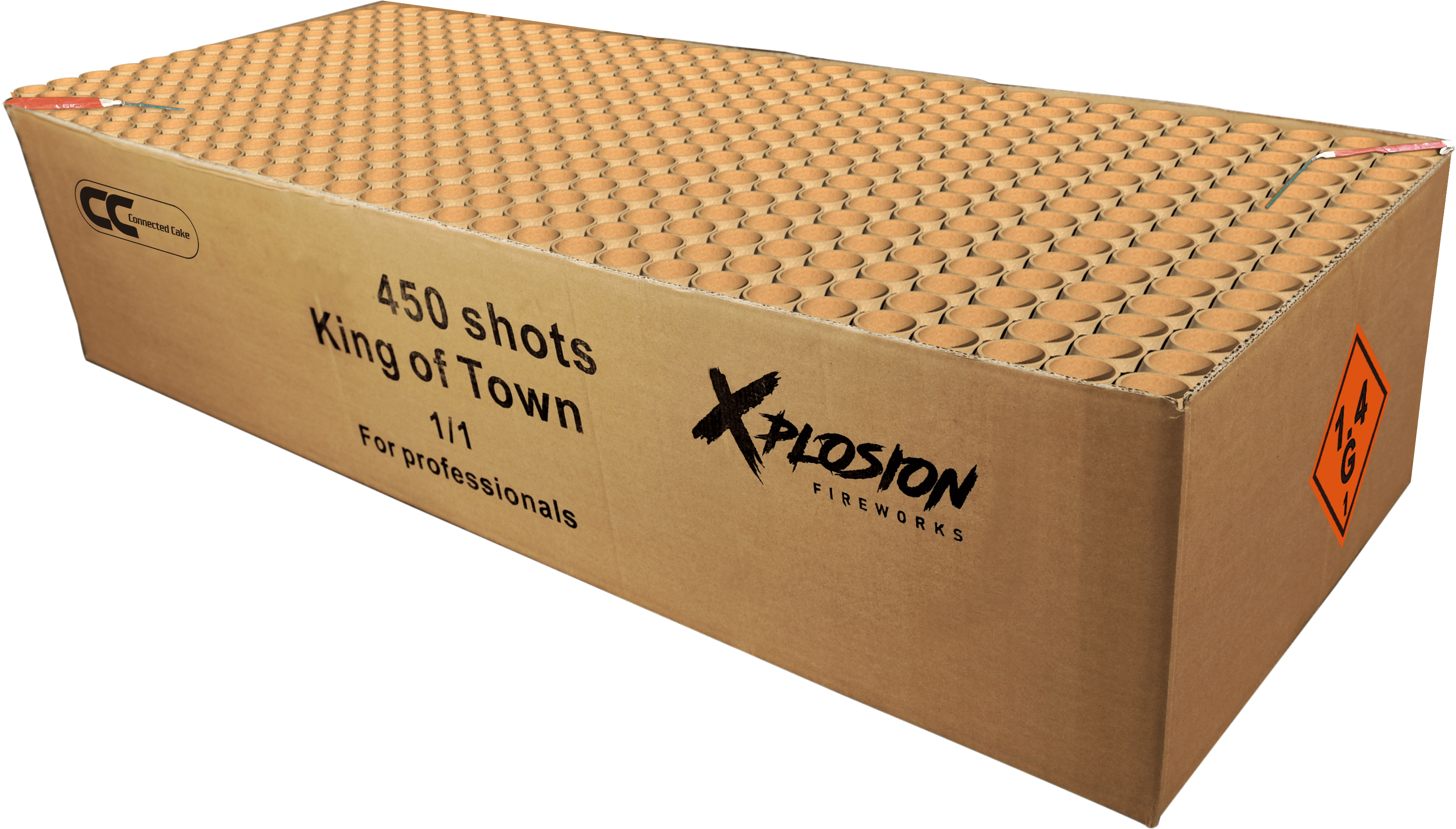 King of Town 450 shots