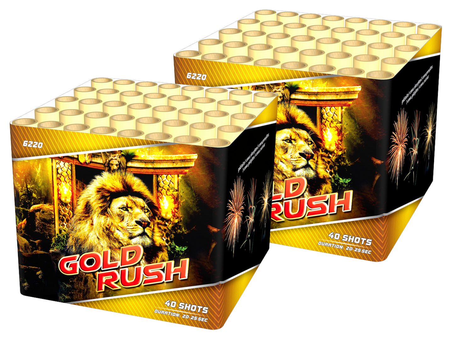Gold Rush 1 + 1 GRATIS