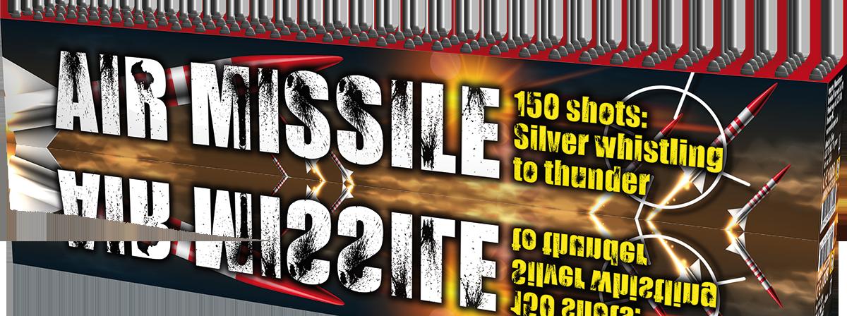 Air Missile 150 shots