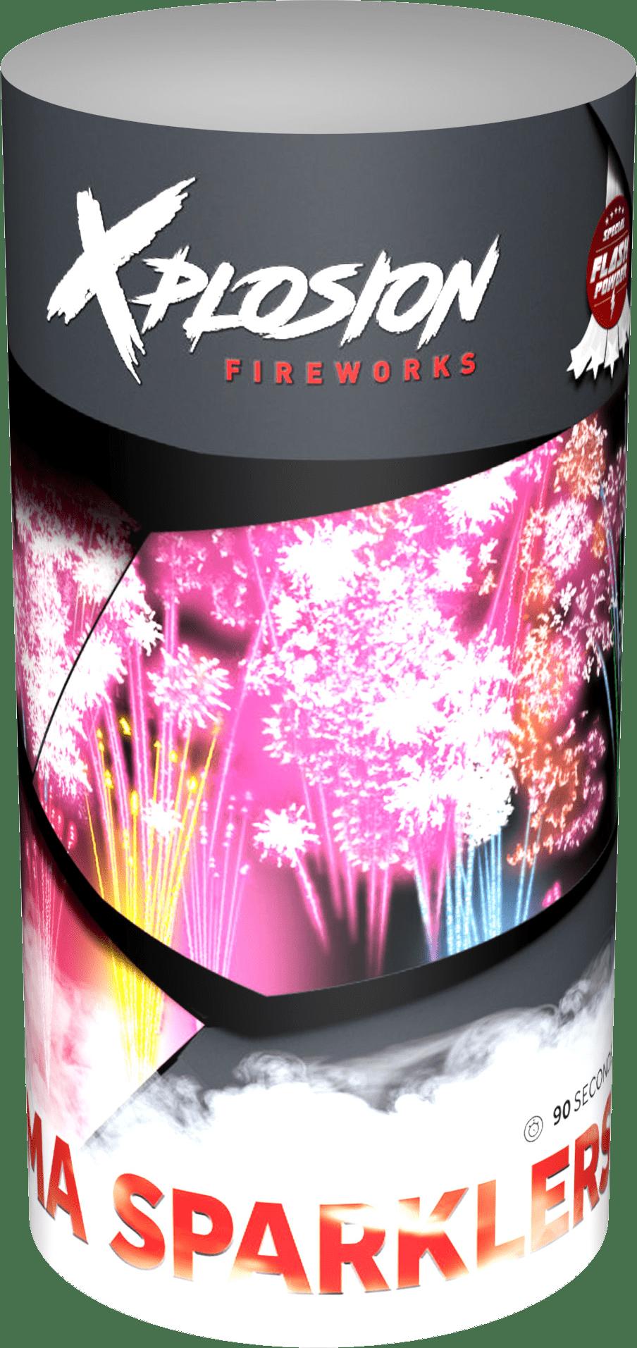 Prisma Sparklers